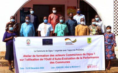 Atelier des communes de Lomé